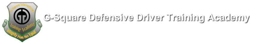 G-SQUARE DEFENSIVE DRIVER TRAINING ACADEMY